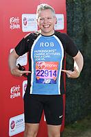 Rob Derring<br /> at the start of the 2018 London Marathon, Greenwich, London<br /> <br /> ©Ash Knotek  D3397  22/04/2018