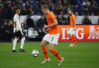 Matthijs de Ligt (Niederlande, Netherlands) - 19.11.2018: Deutschland vs. Niederlande, 6. Spieltag UEFA Nations League Gruppe A, DISCLAIMER: DFB regulations prohibit any use of photographs as image sequences and/or quasi-video.