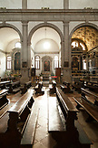 ITALY, Venice. Interior of the Chiesa di San Francesco della Vigna. A church located in the Castello district of Venice.