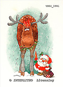 GIORDANO, CHRISTMAS SANTA, SNOWMAN, WEIHNACHTSMÄNNER, SCHNEEMÄNNER, PAPÁ NOEL, MUÑECOS DE NIEVE, paintings+++++,USGI1081,#X#