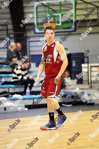 2014-10-26 / Basketbal / seizoen 2014-2015 / Zuiderkempen / Lode Uyttebroek<br /><br />Foto: mpics.be