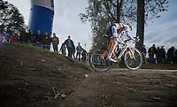 Koppenbergcross 2013<br /> <br /> Nikki Harris (GBR)