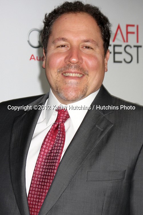 """LOS ANGELES - NOV 8:  Jon Favreau arrives at the """"Lincoln"""" Premiere at the AFI Fest at Graumans Chinese Theater on November 8, 2012 in Los Angeles, CA"""