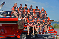 "Team Photo, GP-777 ""EMS Steeler""          (Grand Prix Hydroplane(s)"