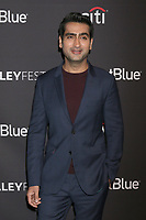LOS ANGELES - MAR 18:  Kumail Nanjiani at the PaleyFest LA 2018 - Silicon Valley at Dolby Theater on March 18, 2018 in Los Angeles, CA