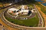 Aerial View of the Kroc Corps Community Center, Salem, Oregon