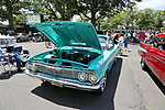 2017_07_09 Haskell Classic Car Show