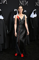 "LOS ANGELES, CA. September 04, 2018: Bonnie Aarons at the world premiere of ""The Nun"" at the TCL Chinese Theatre, Hollywood."