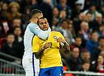 141117 England v Brazil