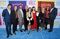 """07 August 2019 - Beverly Hills, California - Jack Davenport, Sam Jaeger, Reid Scott, Marc Cherry, actors Lucy Liu, Ginnifer Goodwin, Kirby Howell-Baptiste, Sadie Calvano, Alexandra Daddario, Kevin Daniels . CBS All Access' """"Why Women Kill"""" Los Angeles Premiere held at The Wallis Annenberg Center for the Performing Arts.  <br /> CAP/ADM/BB<br /> ©BB/ADM/Capital Pictures"""
