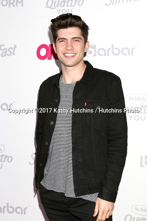 LOS ANGELES - MAY 17:  Carter Jenkins at the OK! Magazine Summer Kick-Off Party at the W Hollywood Hotel on May 17, 2017 in Los Angeles, CA