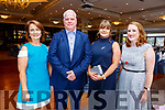 Nora Curran, James and Mary Godley and Veronica O'Donnell supporting the Ballmac GAA Fundraiser at the Rose Hotel on Sunday.