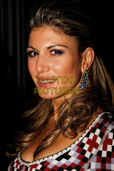 "HOFIT GOLAN.At the pre-premiere party for the World Premiere of ""Becoming Jane"", Fortnum & Mason,.London, England, March 4th 2007..portrait headshot pre.CAP/IA.©Ian Allis/Capital Pictures"