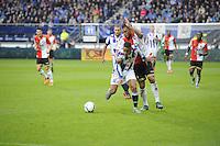 VOETBAL: HEERENVEEN: Abe Lenstra Stadion 18-10-2015, SC Heerenveen - Feyenoord, uitslag 2-5, ©foto Martin de Jong