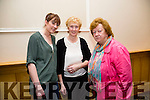 Enjoying the Radio Kerry A Night with the Stars annual concert at The Brandon Hotel on Monday were l-r  Norita Hayes, Christina Hayes and Sheila Russell