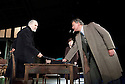 An Enemy of The People by Henrik Ibsen, a new version by Christopher Hampton directed by Howard Davies. With William Gaminara as Peter Stockmann, Hugh Bonneville as Dr Tomas Stockmann. Opens at Chichester Festival Theatre on 4/5/16 CREDIT Geraint Lewis