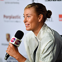 PORSCHE TENNIS GRAND PRIX<br /> WTA Stuttgart<br /> Maria Sharapova (RUS)<br /> <br /> Photo Ray Giubilo