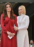 Irina Menzel, Kristen Bell -Star WofF 035 ,  Kristen Bell And Idina Menzel  Honored With Stars On The Hollywood Walk Of Fame on November 19, 2019 in Hollywood, California