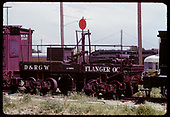 3/4 view of D&amp;RGW flanger #OC displayed at Colorado Railroad Museum.<br /> D&amp;RGW  Golden, CO