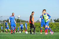 VOETBAL: HEERENVEEN: Skoatterwâld, training SC Heerenveen, Afonso Alves, ©foto Martin de Jong