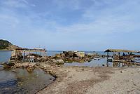 Tabarka, Tunisia, 18 Settembre 2018<br /> La Spiaggia di Melloula
