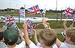 20/07/2016 - British Canoeing Rio 2016 send off party - Lee Valley white water centre - UK