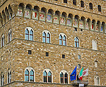 One of the most impressive town halls of Tuscany