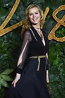 LONDON, UK. December 10, 2018: Eva Herzigova at The Fashion Awards 2018 at the Royal Albert Hall, London.<br /> Picture: Steve Vas/Featureflash