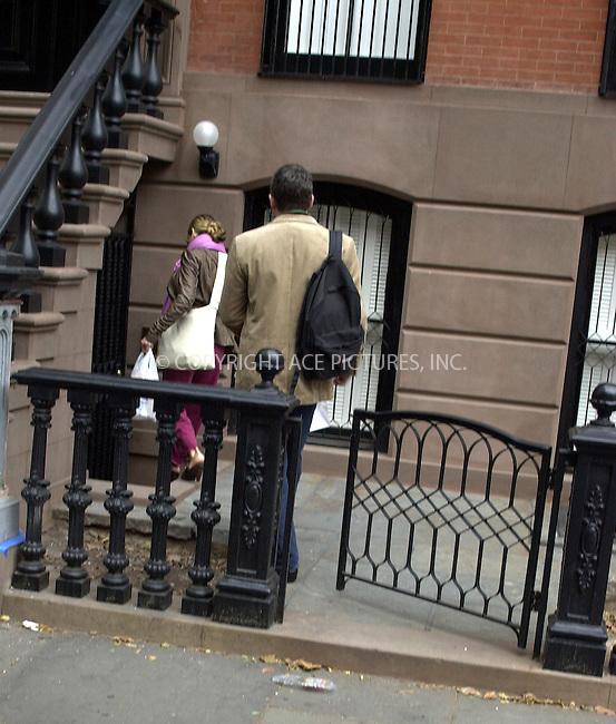 WWW.ACEPIXS.COM . . .  ....NEW YORK, OCTOBER 9, 2002....STOCK PHOTO: MATTHEW BRODERICK, SARAH JESSICA PARKER....Please byline: ACE007 - ACE PICTURES... *** ***  ..Ace Pictures, Inc:  ..Philip Vaughan (646) 769-0430..e-mail: info@acepixs.com..web: http://www.acepixs.com