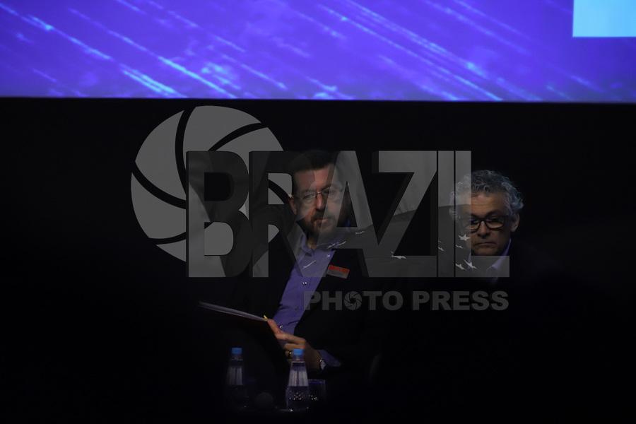 SÃO PAULO, SP, 05.11.2019 - POLITICA-SP - Mario Anseloni, Presidente do Lide Educação, participa do 6° Fórum Lide de Educação, no Hotel Hilton Morumbi, em São Paulo, nesta terça-feira, 5. (Foto Charles Sholl/Brazil Photo Press/Folhapress)
