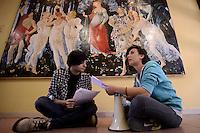 Liceo artistico occupato