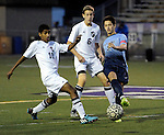 10-13-14, Skyline vs Pioneer MHSAA Soccer District