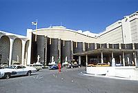Las Vegas: Ceasar's Palace--driveway. Photo '79.