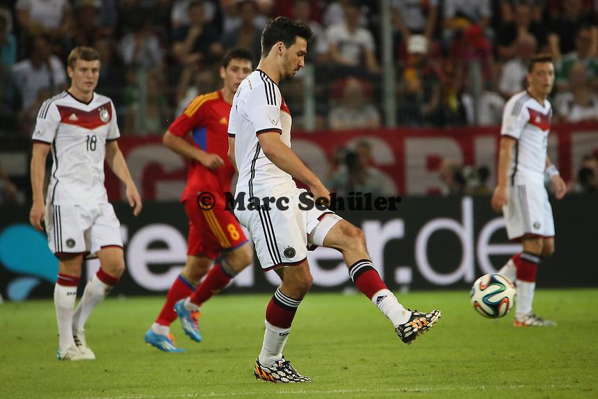 Mats Hummels (D) - Deutschland vs. Armenien in Mainz