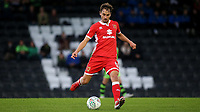 Ed Upson of MK Dons in action during Forest Green Rovers vs MK Dons, Caraboa Cup Football at The New Lawn on 8th August 2017