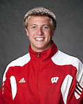2010-11 UW Swimming and Diving Team - Kyle Thompson. (Photo by David Stluka)