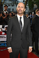 "David Kerr<br /> arriving for the premiere of ""Johnny English Strikes Again"" at the Curzon Mayfair, London<br /> <br /> ©Ash Knotek  D3436  03/10/2018"