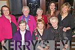 Having a wonderful night out at the Mounthawk Residents Association Xmas Party held in O'Donnell's of Mounthawk on saturday night were seated l/r Joan curtin, Mary McMahan and Eileen O'Sullivan, standing l/r Nicole Ryan, Carmel Downing, Bri?d Fitzgerald, Geraldine O'Dwyer and Mary O'Mahony.