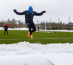 020318 Rangers training