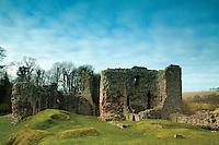 Hailes Castle near East Linton, East Lothian