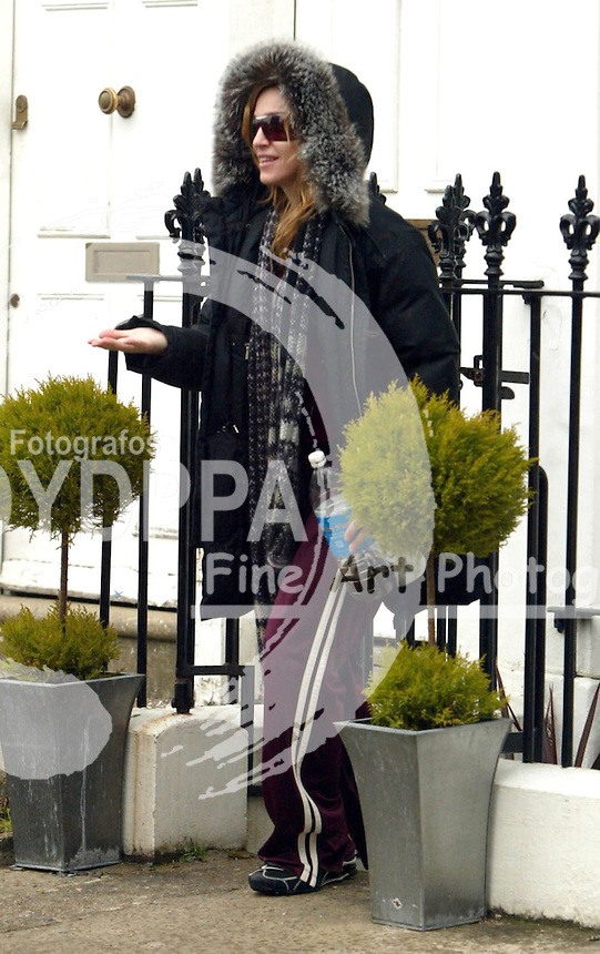 LONDON<br /> PICTURES BY:<br /> &copy; PERSIA/EAGLEPRESS<br /> PLEASE CREDIT ALL USES<br /> -------------------------------------------------<br /> MADONNA SEEN LEAVING THE GYM AFTER A COUPLE OF HOURS WORKING-OUT.<br /> -------------------------------------------------<br /> CONTACT: EAGLEPRESS <br /> JAVIER MATEO <br /> 1F GRAND UNION CLOSE <br /> WOODFIELD ROAD <br /> W9 2BD <br /> MAIN: +44 (0)7786 514 443 <br /> SALES / SYNDICATION: +44 (0) 7866 493 740