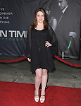 Jennifer Stone at The Regency Enterprises L.A. Premiere of In Time held at The Regency Village Theatre in Westwood, California on October 20,2011                                                                               © 2011 Hollywood Press Agency