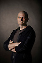 China Mieville Science Fiction  writer  at The Edinburgh International Book Festival   . Credit Geraint Lewis