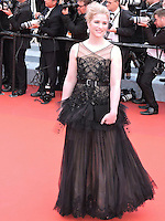 Cannes France May 12 2016 Natacha Reignier attends the Money monster Premiere at the Palais des Festival During the 69th Annual Cannes Film Festival