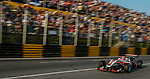 Santino Ferrucci races the Formula 3 Macau Grand Prix during the 61st Macau Grand Prix on November 16, 2014 at Macau street circuit in Macau, China. Photo by Aitor Alcalde / Power Sport Images