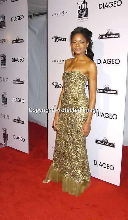 """Naomie Harris ..at The New York Premiere of """"After The Sunset"""" on ..November 9, 2004 at The Ziegfeld Theatre.  The screening benefitted The New York City Office to Combat Domestic ..Violence in cooperation with the Kings County District Attorney's Office.                                                                Photo by Robin Platzer, Twin Images"""
