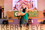 Dancers Andrea Dolan and Adrian O'Mahony pictured at the John Mitchel's Strictly Come Dancing at the Ballygarry House Hotel on Sunday night.