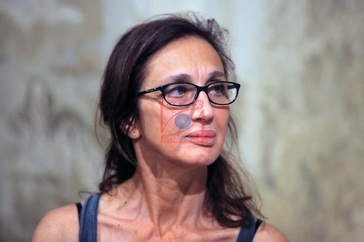 Visita Rodatge de 'Vida Privada'.<br /> Silvia Munt.