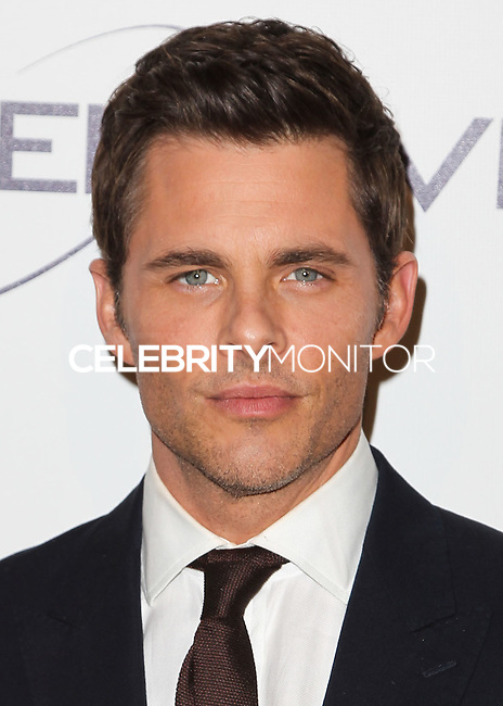 BEVERLY HILLS, CA, USA - OCTOBER 14: James Marsden arrives at the 20th Annual Fulfillment Fund Stars Benefit Gala held at The Beverly Hilton Hotel on October 14, 2014 in Beverly Hills, California, United States. (Photo by Celebrity Monitor)