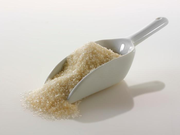 Golden unrefined granulated sugar - fair trade
